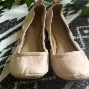 Universal Thread Faux Suede Flats